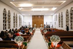 igreja evangelica para casamento em Betim