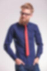 Homme tendance coiffure barbe