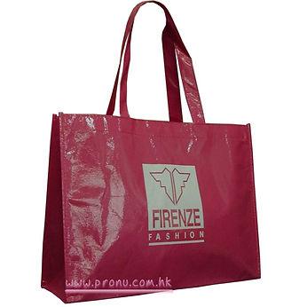 Non woven with coating, non woven bag