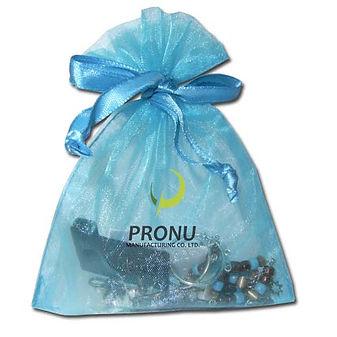 Organza bag, gift bag