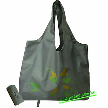 Polyterster bag, shopping bag