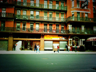 Ghost Hunting at the Chelsea Hotel