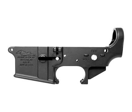 Anderson Mfg - AR-15 Stripped Lower Receiver 7075-T6