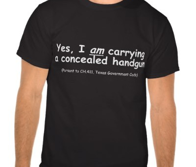 "Concealed means ""Concealed"""