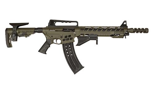 AR-12 Gauge Semi-Auto shotgun