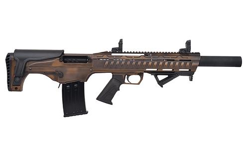 12 Gauge Bull-pup Semi-Auto shotgun
