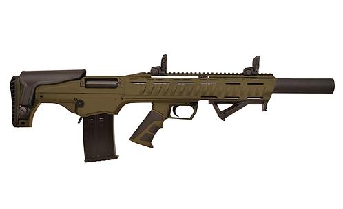 12 Gauge Bull-pup Semi-Auto shotgun (OD Green)