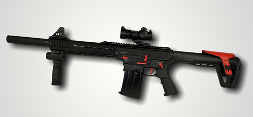 AR-12 Semi-Auto shotgun (Puma)