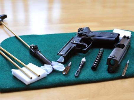 When to Clean your gun . . .