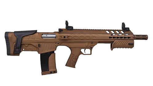12 Gauge Bull-pup Semi-Auto shotgun (FDE)