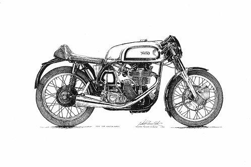 54 Norton Manx