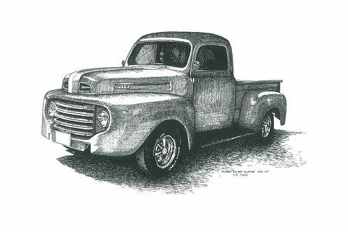 48 Ford PU