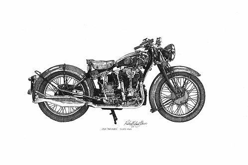 1934 Matchless Silverhawk