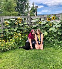 Brenda and Allison in Sunflowers.jpg