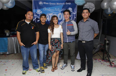 BLUE CROSS CHRISTMAS PARTY 2014