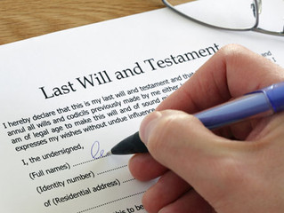 What do you need to know before making a Will