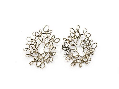 Earrings by Doris Betz