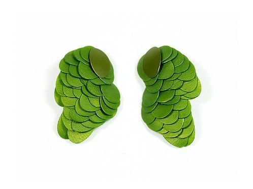 Earrings by Karin Roy Andersson