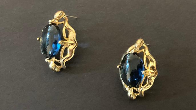 Earrings by Annika Pettersson