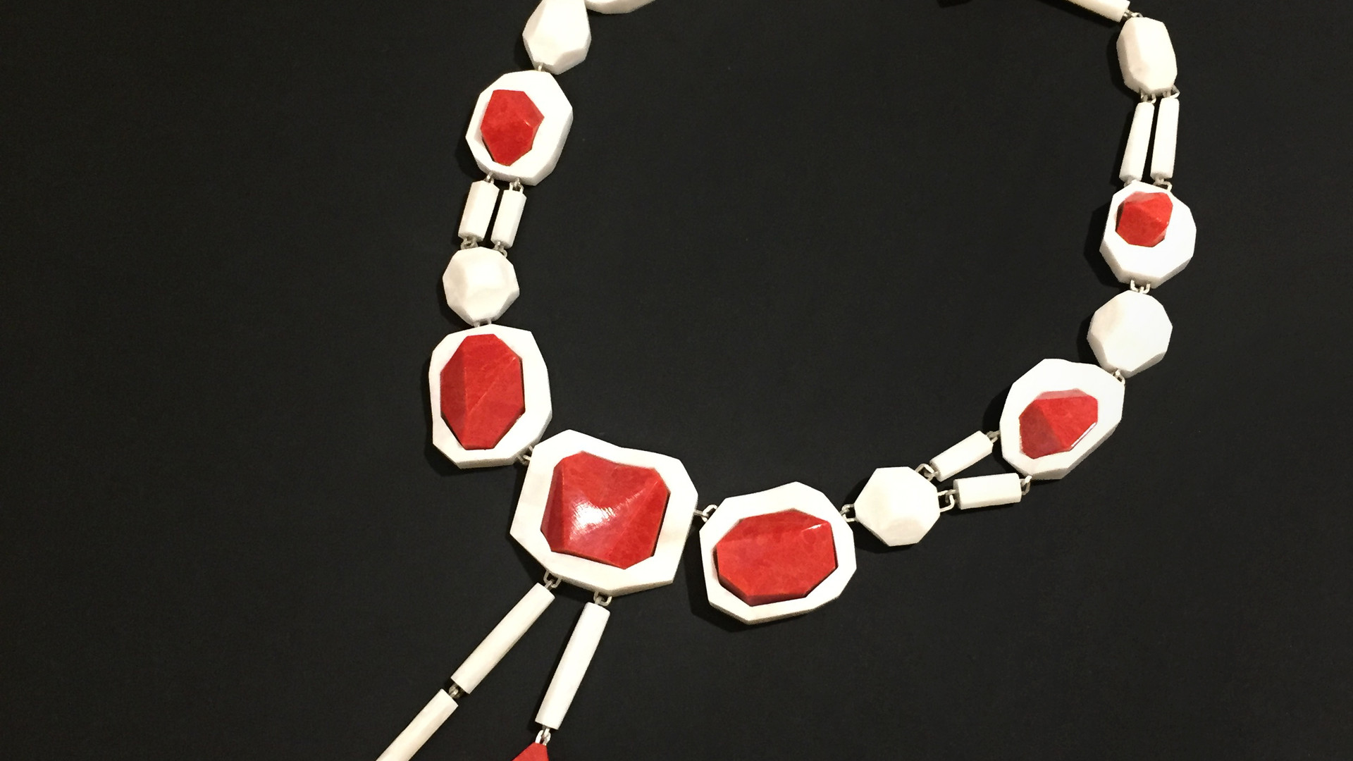 Necklace by Annika Pettersson