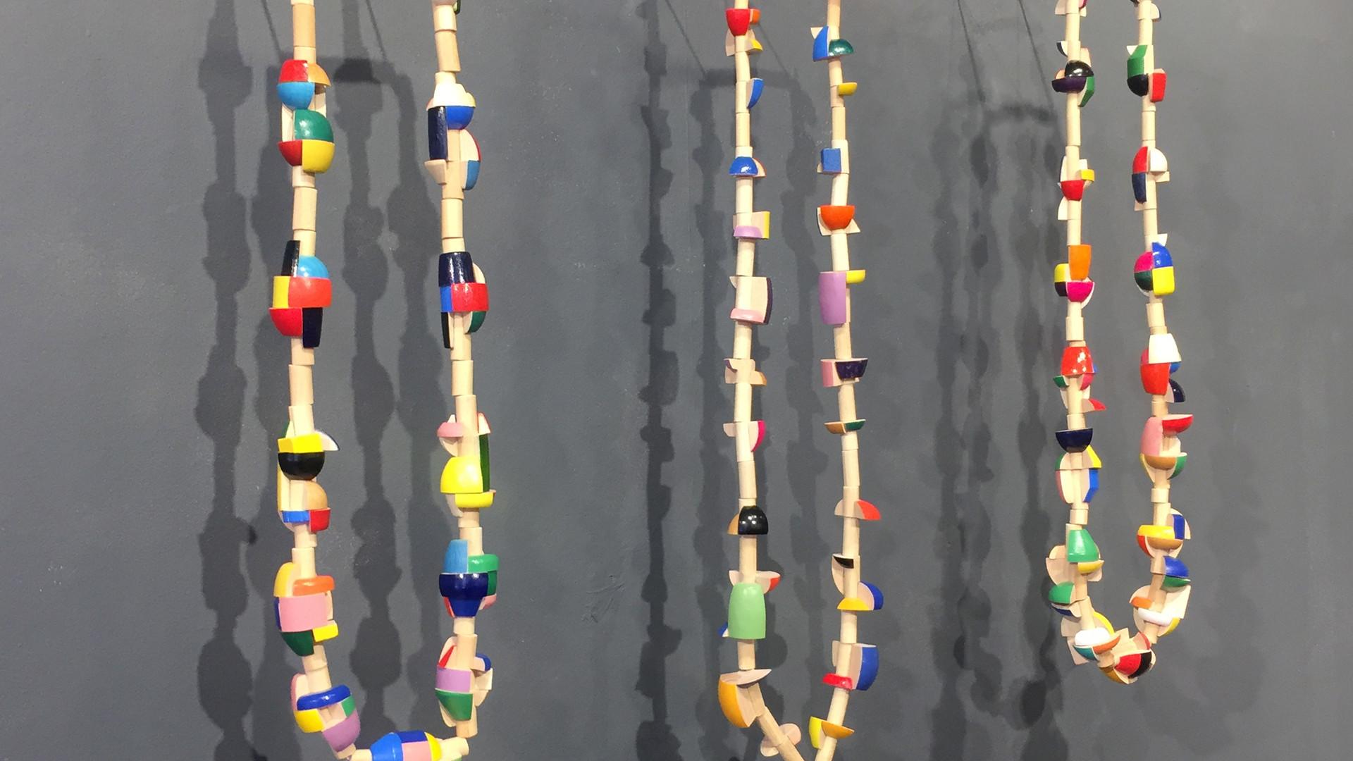 Necklaces by Manon van Kouswijk