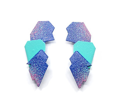 Earrings by Linnéa Eriksson