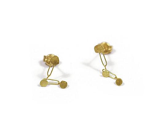 Earrings by Marta Boan