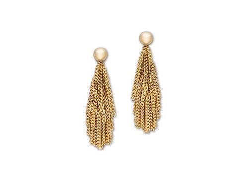 Earrings by Claudia Milić