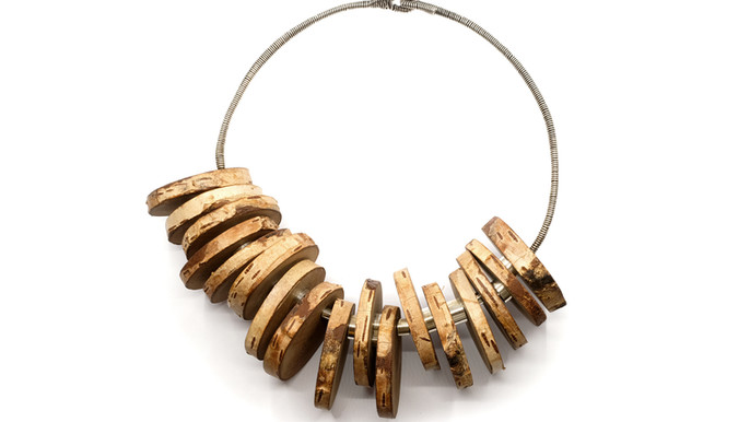 Necklace by Catarina Hällzon