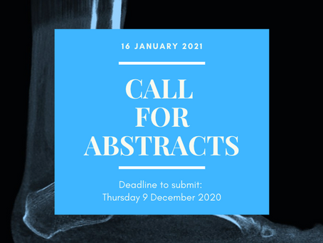 Submit your abstract for the 2nd International WBCT Society Virtual Meeting!