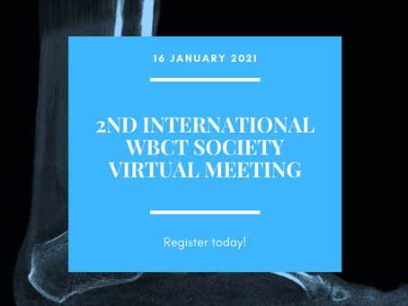 Register now for the 2nd International WBCT Society Virtual Meeting