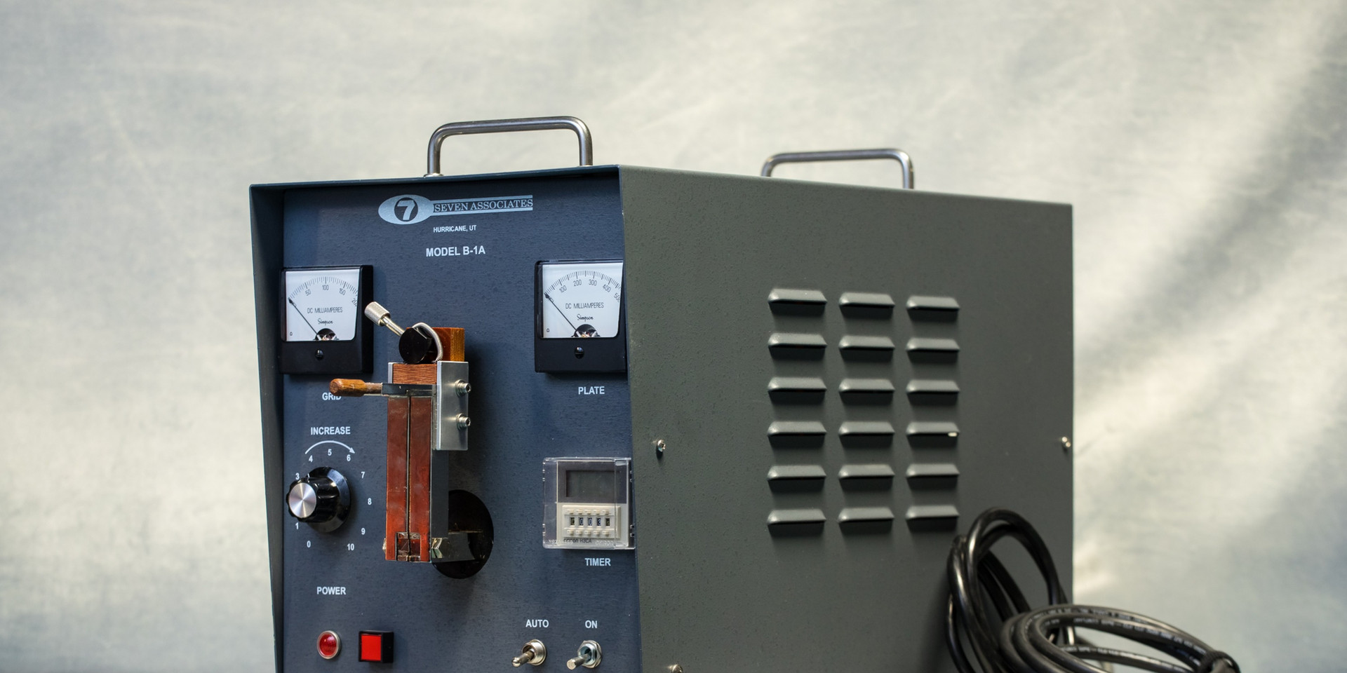 B-1A Induction Heater