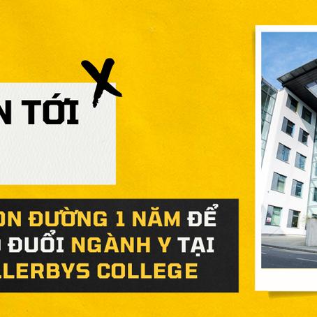 Học bổng lên tới 6000 bảng và con đường 1 năm để theo đuổi ngành Y tại Bellerbys College.