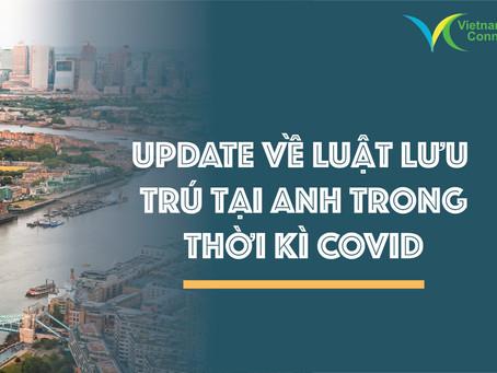 Cập nhật mới của chính phủ về Chính sách Gia hạn Visa do ảnh hưởng từ Covid