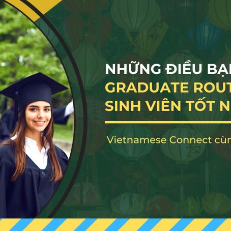 Những điều bạn cần biết về Graduate Route / Post-study work visa (PSW) - Visa mới dành cho sinh viên