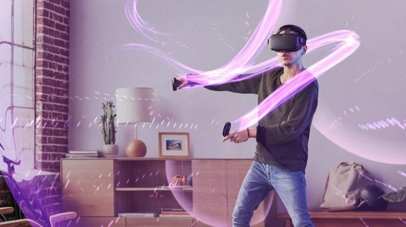 Oculus Quest Ad