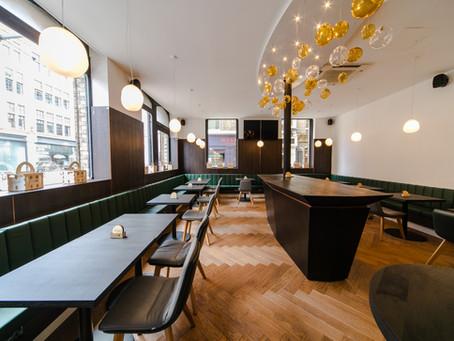 Pivo v Londýně na podlaze Princ parket
