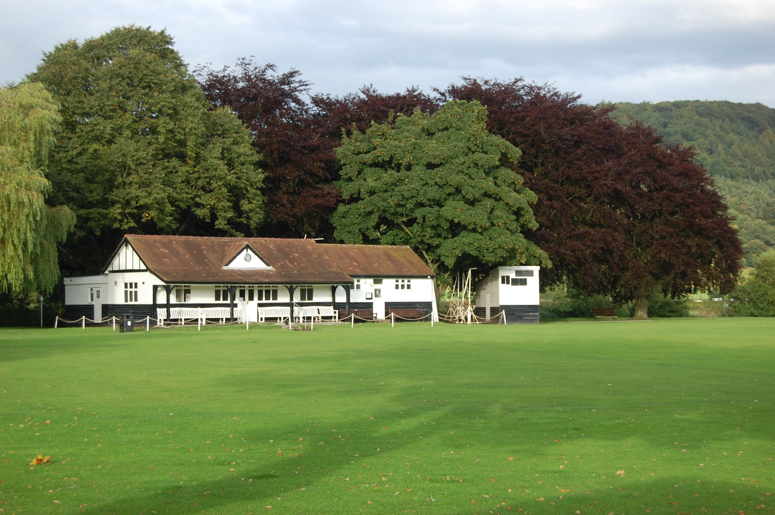 Bakewell Cricket Pavilion