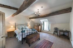 Vaulted Bedroom, Cornerhouse