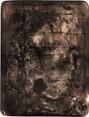 » 底ノ 動キ (Movement of the Ground) « 2001, Lithography and Chine Colle (Ganpi) on Handmade Paper, 70 x 50 cm, Edition 4