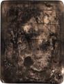 » 底ノ  動キ  (Die Bewegung des Grundes) « 2001, Lithographie und Chine Colle (Ganpi) auf Büttenpapier, 70 x 50 cm, Aufl. 4
