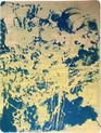 » Sterngespräche « 2009, Lithographie auf Büttenpapier, 76 x 53 cm, Aufl. 6