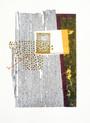 » ohne Titel « 2012, Lithographie und Linolschnitt auf Büttenpapier, 76 x 56 cm, Aufl. 4