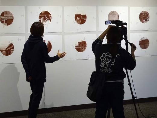Himawari-TV Interview / Art Village Shirakino, Minamishimabara / Japan