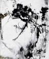 » 七月 ノ アクビ (Yawn in July) « 2002, Monotype on Handmade Paper, 40 x 30 cm, Unique Print