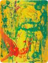 » Begegnungen « 2006, Lithographie auf Büttenpapier, 98 x 67 cm, Aufl. 4