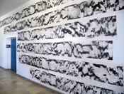 » Schieferfluß « Rundgang 2011, Staatliche Akademie der Bildenden Künste Stuttgart