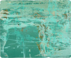 » Fliegend im Wasser (Flying in Water) « 2006, Lithography on Handmade Paper, 67 x 93 cm, Edition 4