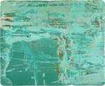 » Fliegend im Wasser « 2006, Lithographie auf Büttenpapier, 67 x 93 cm, Aufl. 4