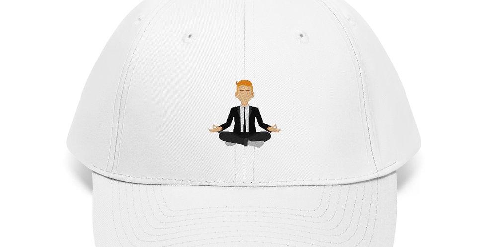 Unisex Twill Hat by The Zen Performer